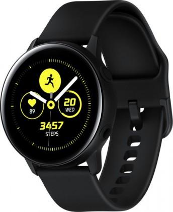 Chytré hodinky Chytré hodinky Samsung Galaxy Watch Active R500, čierna