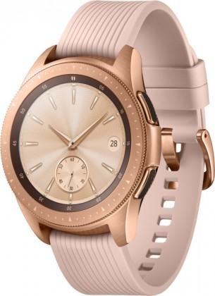 Chytré hodinky Chytré hodinky Samsung Gear WATCH 42mm, ružová