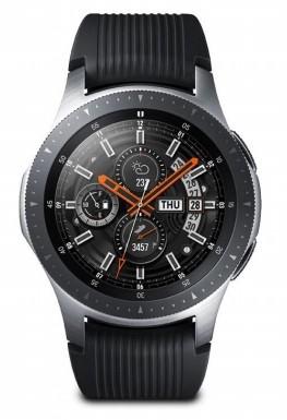 Chytré hodinky Chytré hodinky Samsung Gear WATCH 46mm, strieborná