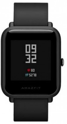 Chytré hodinky Chytré hodinky Xiaomi Amazfit BIP, čierna