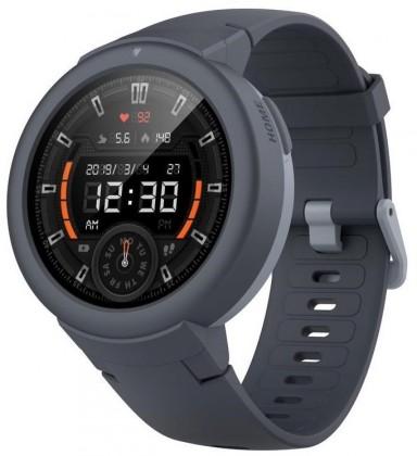 Chytré hodinky Chytré hodinky Xiaomi Amazfit Verge Lite, šedá