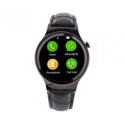 Chytré hodinky Cube1 S3, black