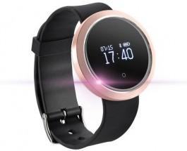 Chytré hodinky Forever SB-310, ružovozlatá