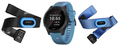 Chytré hodinky Garmin Forerunner 945 Optic TRI Bundle