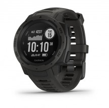 Chytré hodinky Garmin Instinct Optic, čierna