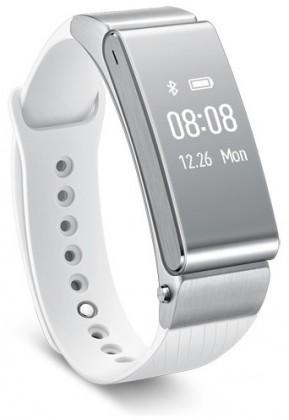 Chytré hodinky Huawei TalkBand B2 Silver White ROZBALENÉ