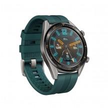 Chytré hodinky Huawei Watch GT Active, zelená