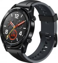 Chytré hodinky Huawei Watch GT SPORT, čierna