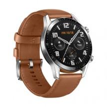 Chytré hodinky Huawei Watch GT2, hnedá