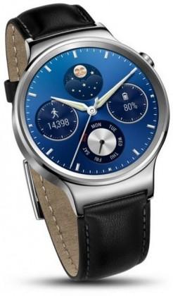 Chytré hodinky Huawei Watch W1
