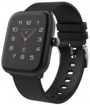 Chytré hodinky iGET Fit F20, čierna