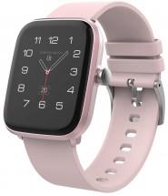 Chytré hodinky iGET Fit F20, ružová