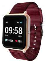Chytré hodinky Lenovo Smart Watch S2, ružová