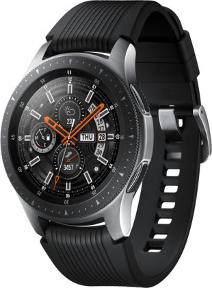 Chytré hodinky Samsung Galaxy Watch (46mm) stříbrná