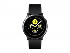 Chytré hodinky Samsung Galaxy Watch Active R500, čierna