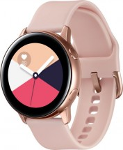 Chytré hodinky Samsung Galaxy Watch Active R500, ružová/zlatá