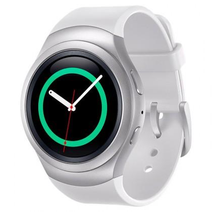 Chytré hodinky Samsung Gear S2 SM-R7200 biela ROZBALENÉ