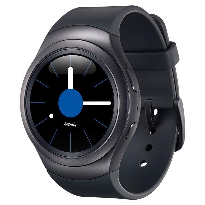 Chytré hodinky Samsung Gear S2 SM-R7200 čierna