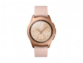 Chytré hodinky Samsung Gear WATCH 42mm, ružová, ROZBALENO