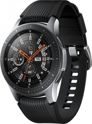 789a03537a ... strieborná Chytré hodinky Chytré hodinky Samsung Gear WATCH 46mm