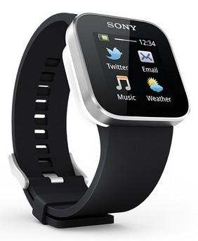 Chytré hodinky  Sony SmartWatch MN2