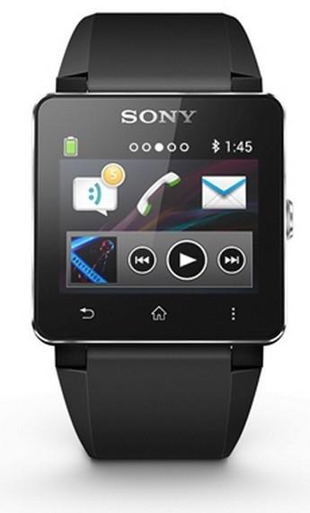Chytré hodinky Sony SmartWatch SW2