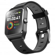 Chytré hodinky Umax U-Band P1 PRO, čierna