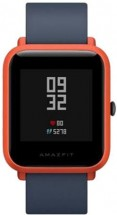 Chytré hodinky Xiaomi Amazfit BIP, červená