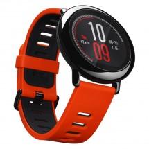 Chytré hodinky Xiaomi Amazfit PACE, červená, ZÁNOVNÉ