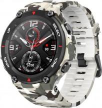 Chytré hodinky Xiaomi Amazfit T-Rex, Camo Green