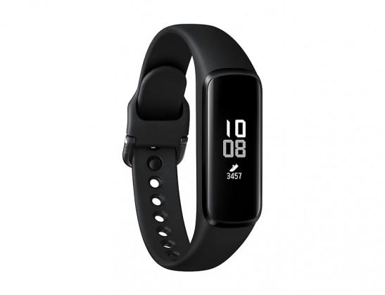Chytré náramky Chytrý náramok SAMSUNG Galaxy Fit e, čierna