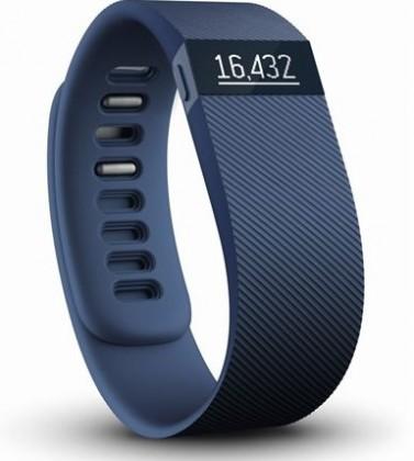 Chytré náramky Fitbit Charge Small Blue