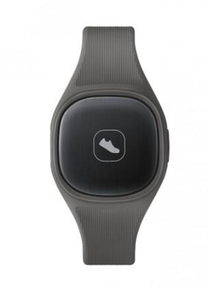Chytré náramky Samsung EI-AN900ABEGWW Activity tracker, šedý