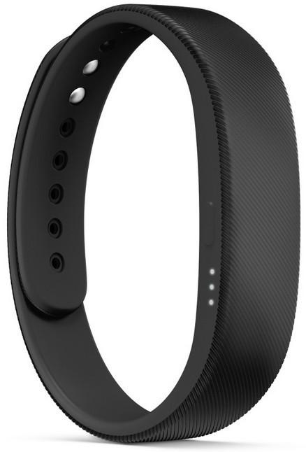 Chytré náramky Sony SmartBand SWR10 Black