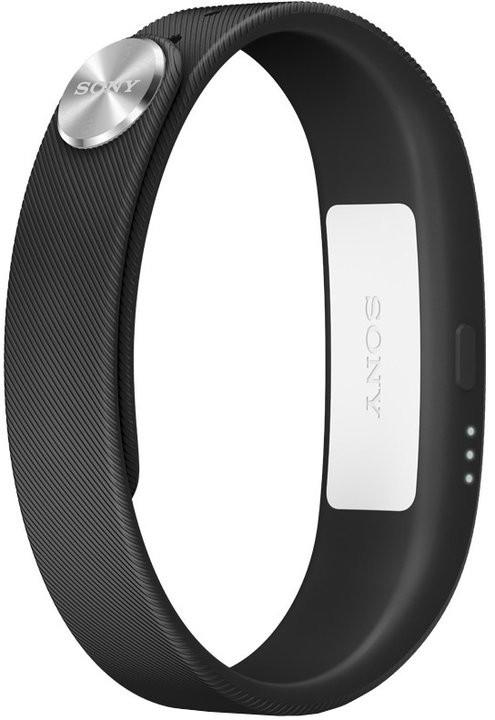 Chytré náramky Sony SmartBand SWR10, hnedá koža