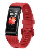 Chytrý náramok Huawei Band 4 Pro, červená
