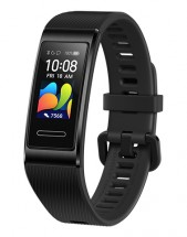 Chytrý náramok Huawei Band 4 Pro, čierna