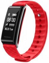 Chytrý náramok Huawei Colorband 2, červená