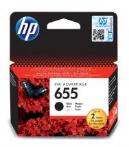 Čierna tlačová kazeta HP CZ109AE, HP 655