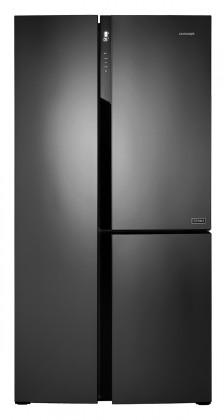 Čierne americké chladničky Americká chladnička Concept LA7791ds