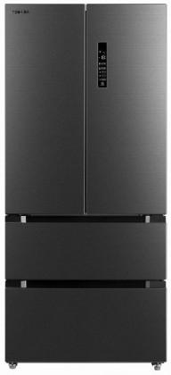 Čierne americké chladničky Americká chladnička Toshiba GR-RF532WE-PMJ(06)