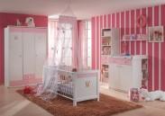 Cinderella - Set 4 (biela, růžová)