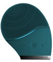 Čistiaca sonická kefka na tvár Concept SK9000, smaragd