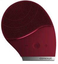Čistiaca sonická kefka na tvár Concept SK9001, burgundy