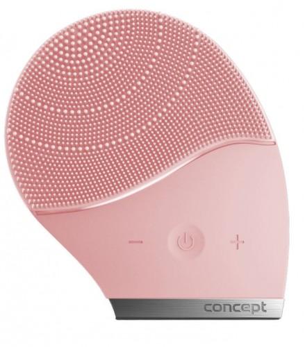 Čistiaca sonická kefka na tvár Concept SK9002, pink