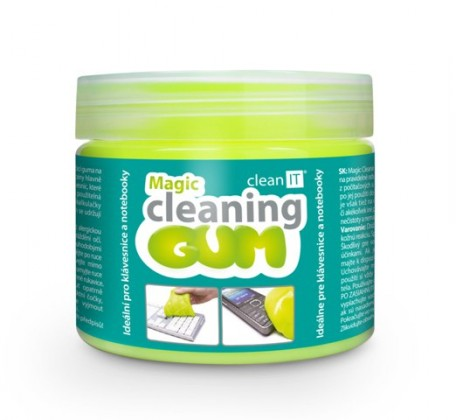 Čistiace prostriedky Magic Cleaning Gum CLEAN IT CL200