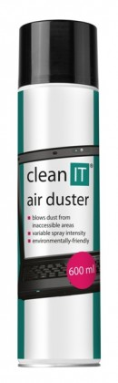 Čistiace prostriedky Stlačený plyn CLEAN IT CL104, 600 ml