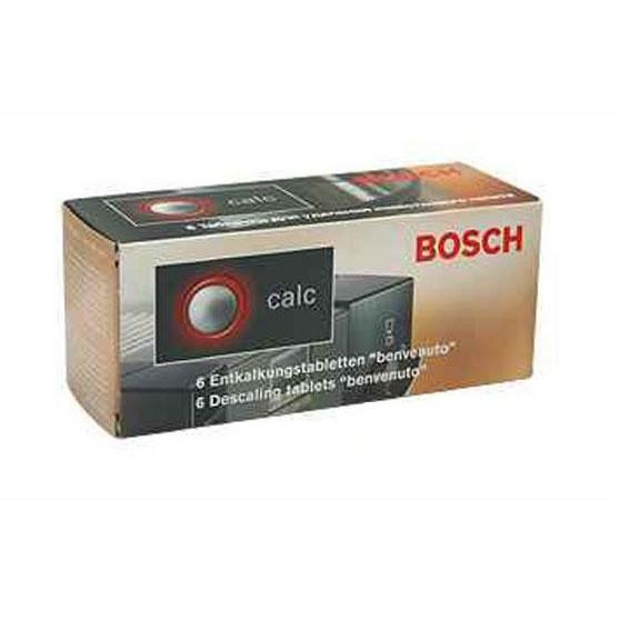 Čističe, doplnky  Bosch TCZ 6002 Odvápňovací tablety