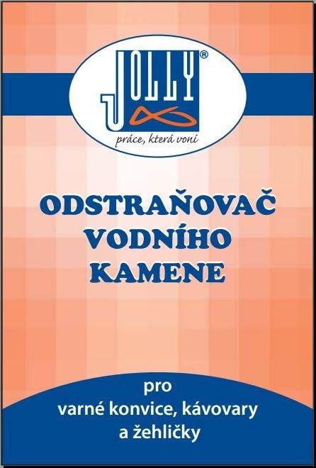 Čističe, doplnky Odstraňovač vodného kameňa Jolly OVK1, 15g