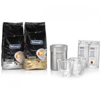 Čističe, doplnky Příslušenství ke kávovaru DeLonghi EssentialPack